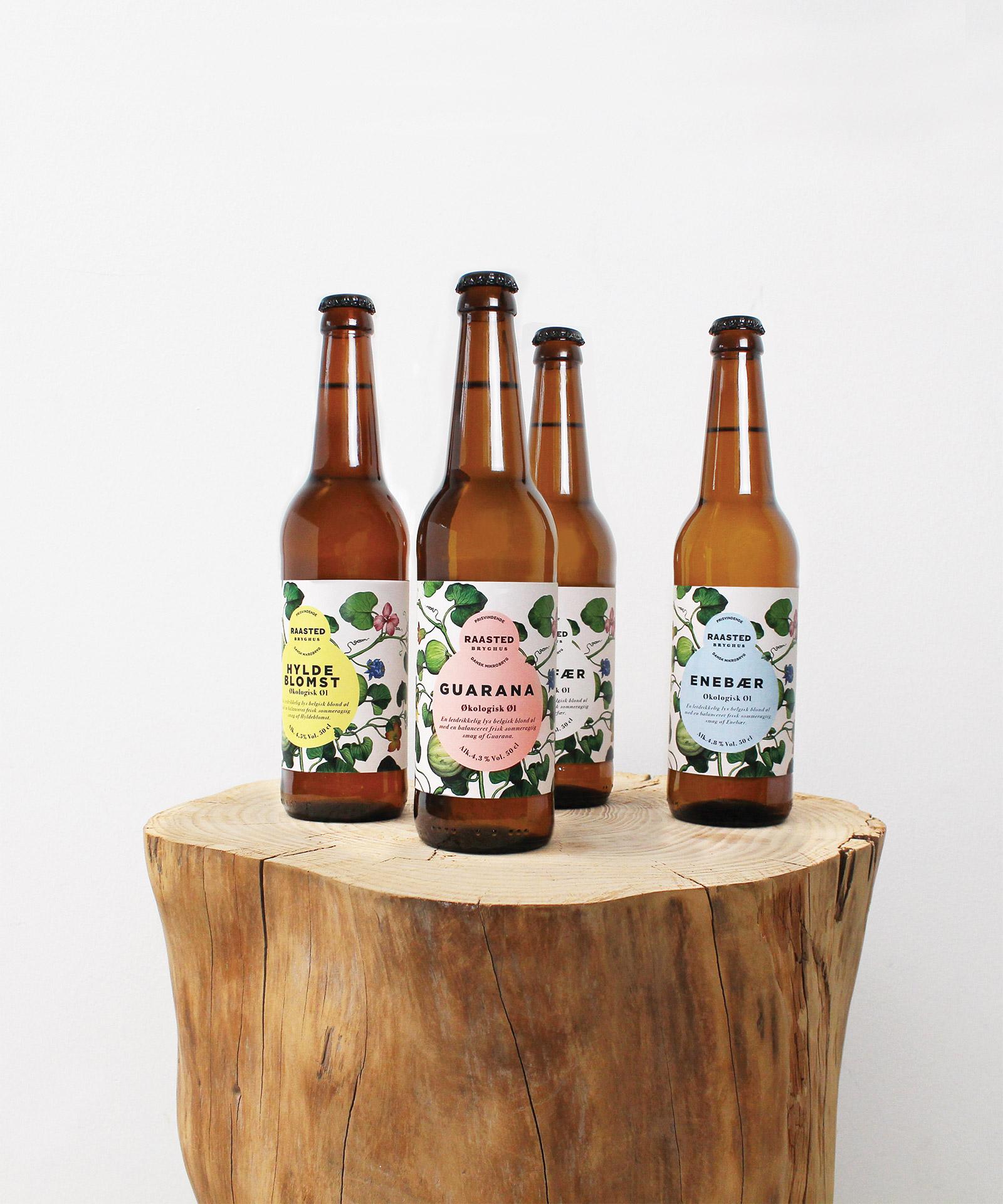RAASTED ORGANIC — The poetry of beer craft