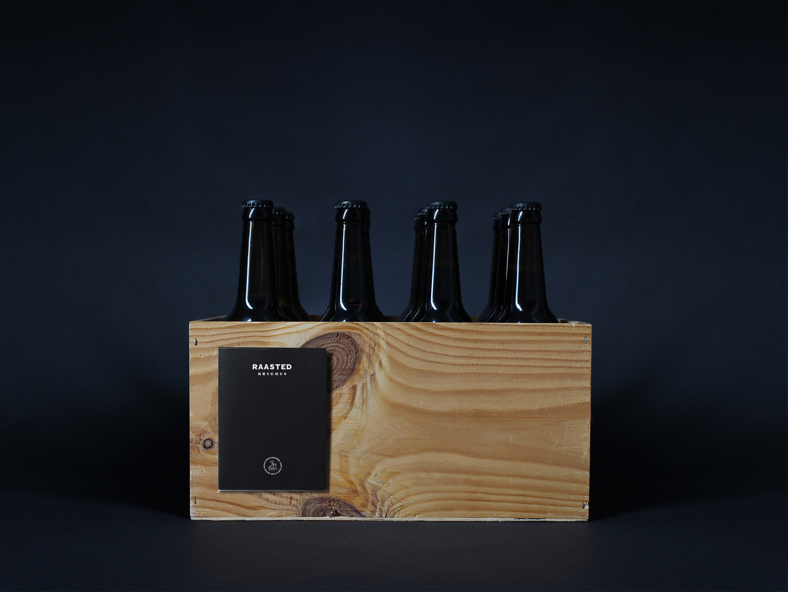 RAASTED — The shape of beer